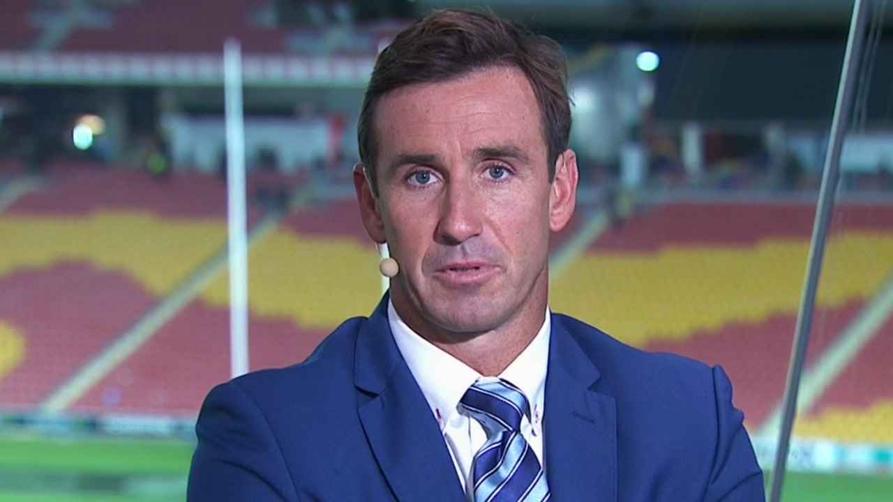 Andrew Johns perfect replacement for Laurie Daley says Fatty