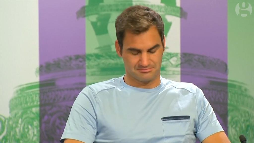 Federer hung over after Wimbledon win