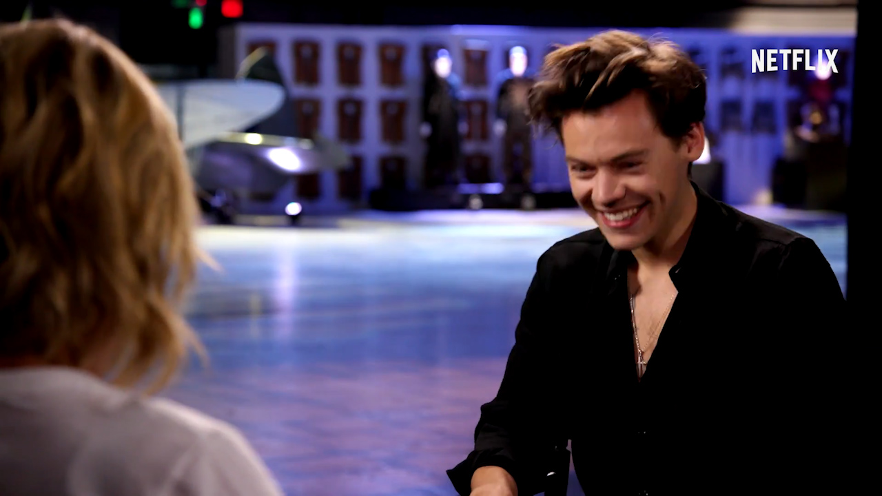 Harry Styles chats about having more than two nipples