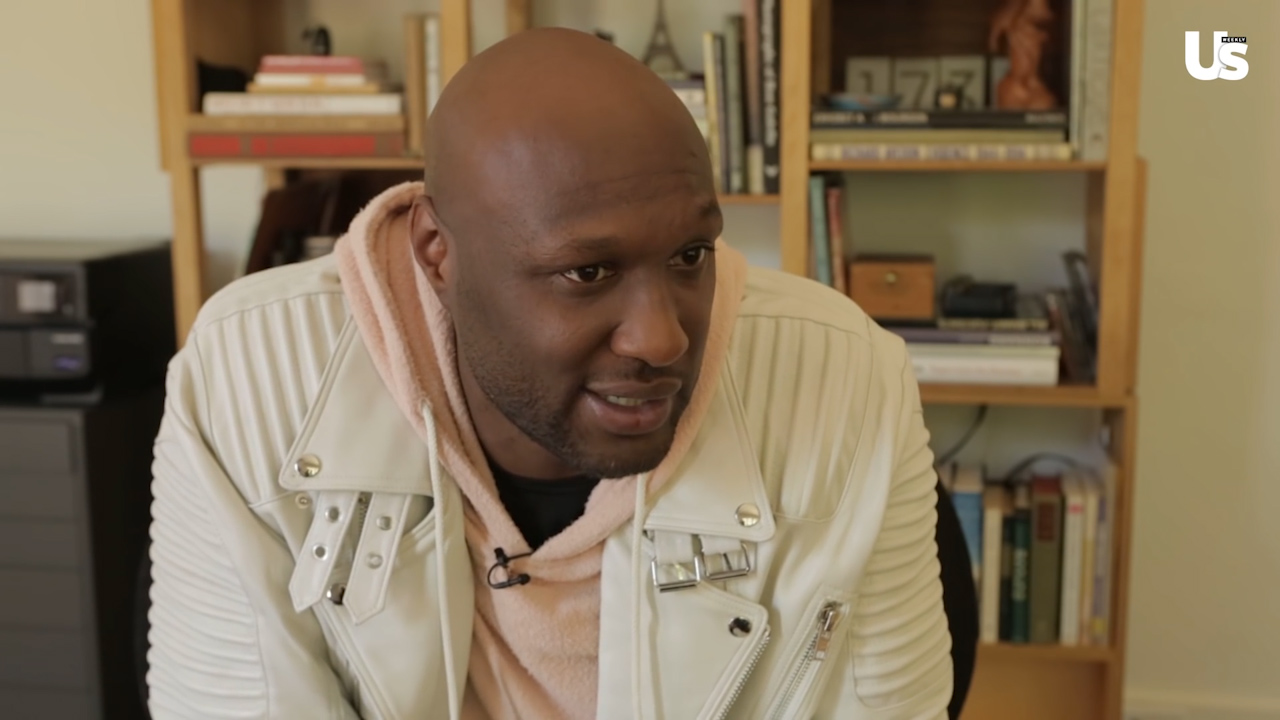 Lamar Odom reveals what he regrets about marriage to Khloe Kardashain
