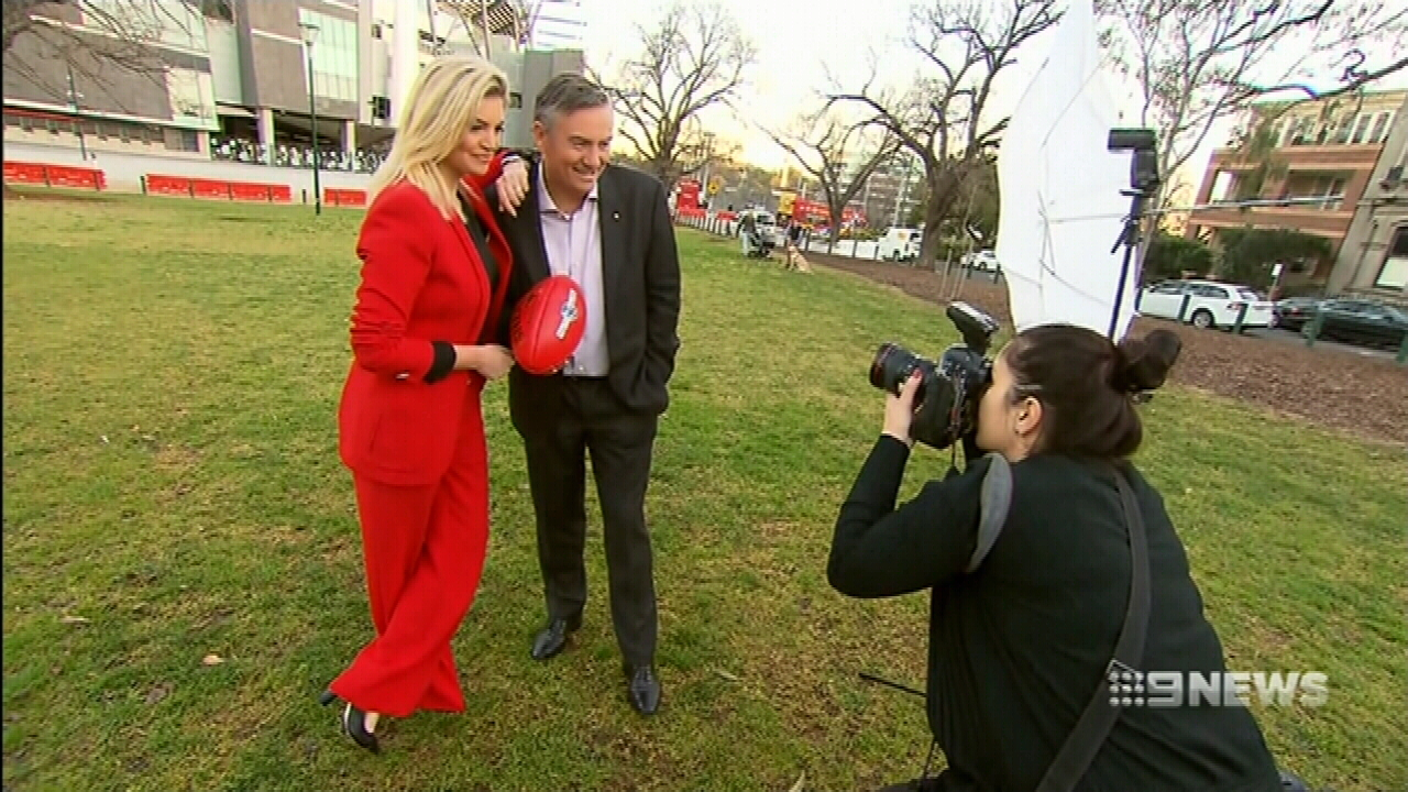 Eddie McGuire to return as host of the Footy Show
