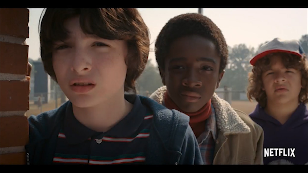 Stranger Things season two trailer