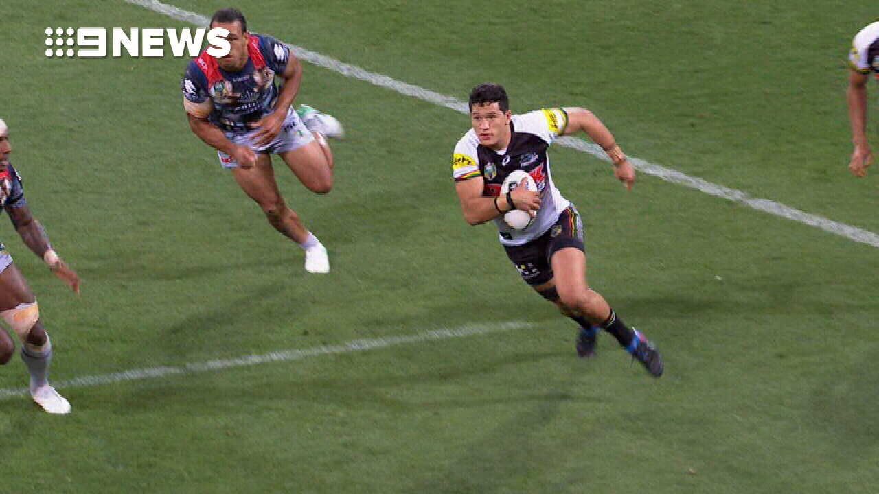 Gus clears Dallin Watene-Zelezniak over attack claim