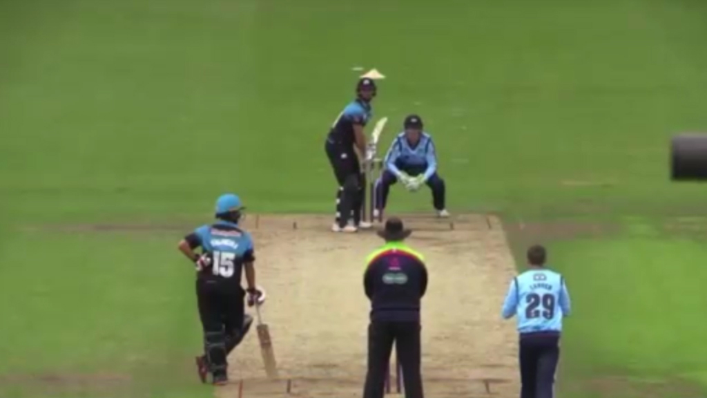 English cricket makes history with six sixes in an over
