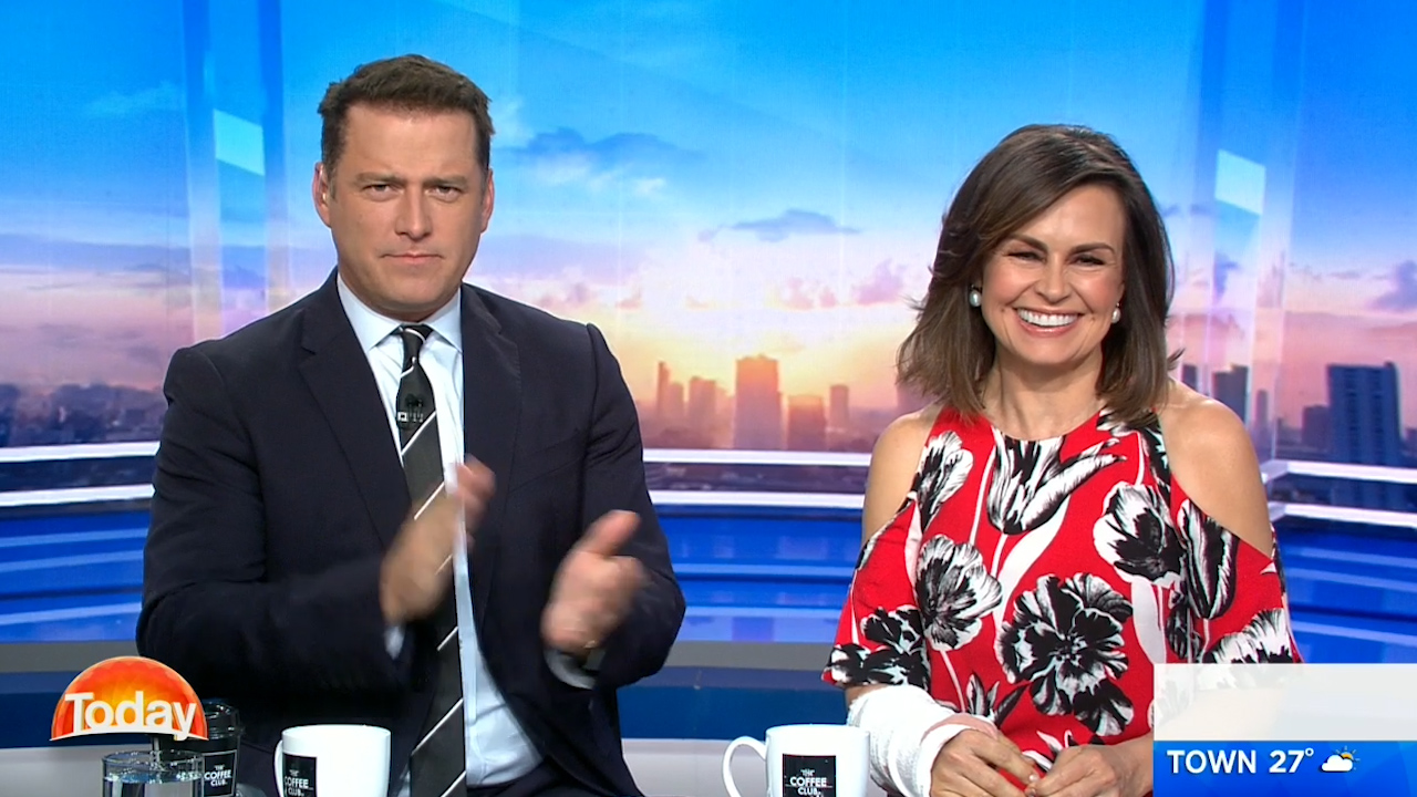 Lisa Wilkinson returns to TODAY after 'disaster' holiday