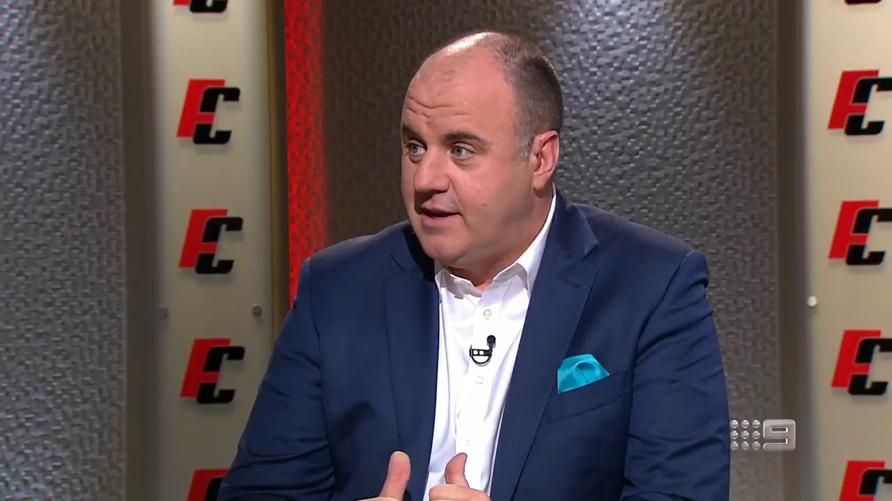 Hutchy breaks his silence