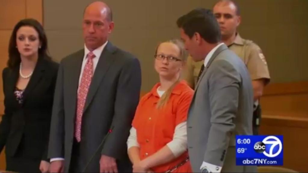 Woman pleads guilty to killing fiancé