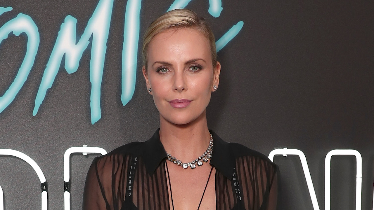 Charlize Theron recalls watching her mum kill her dad in self-defence