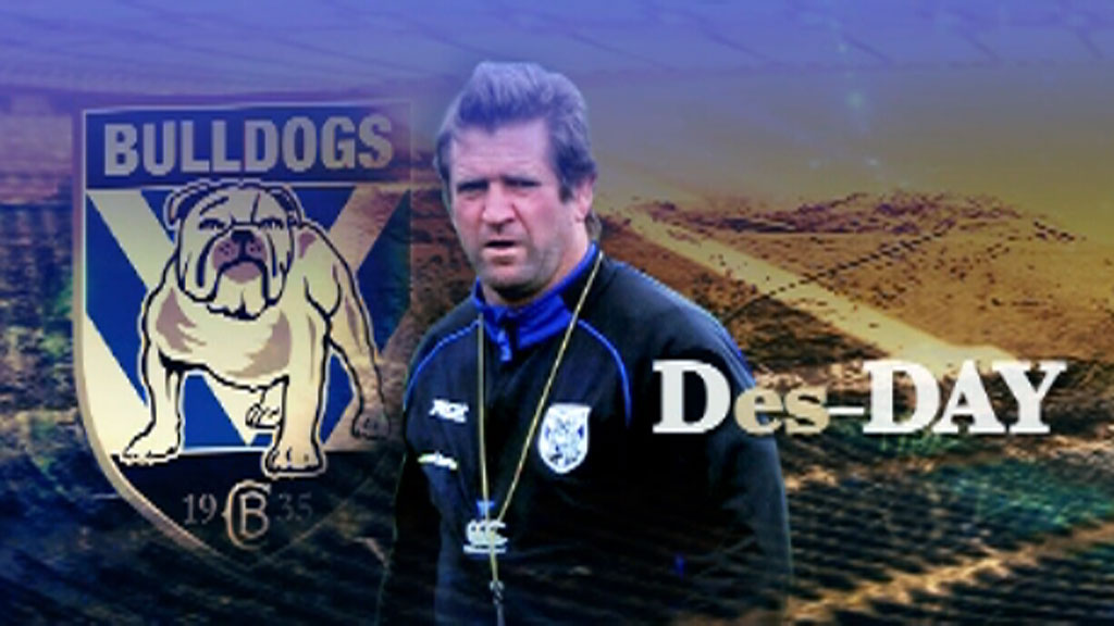 Hasler plays down Bulldogs board meeting