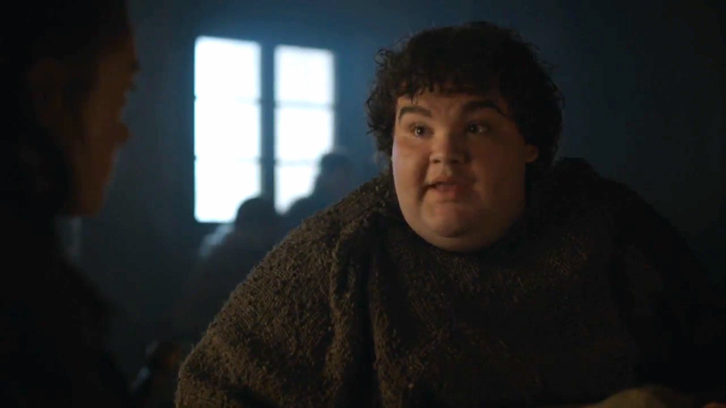 Hot Pie tells Arya Stark the Bolton's are dead