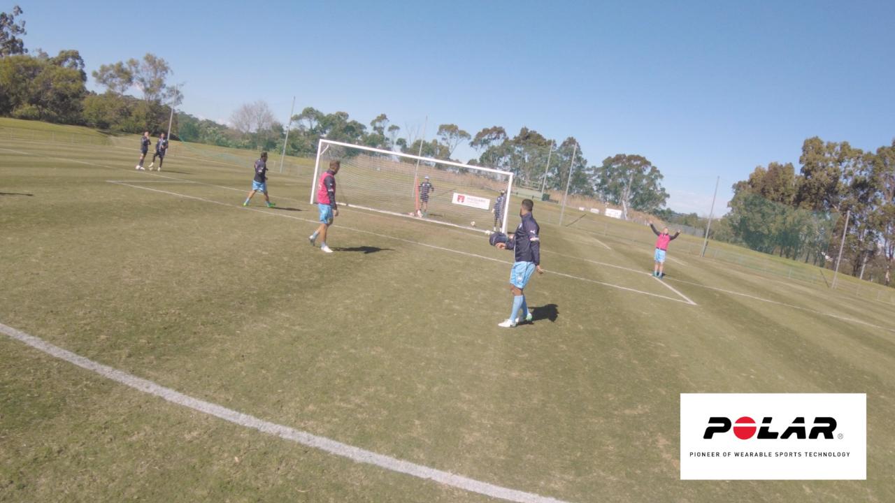 Brosque's training ground treat
