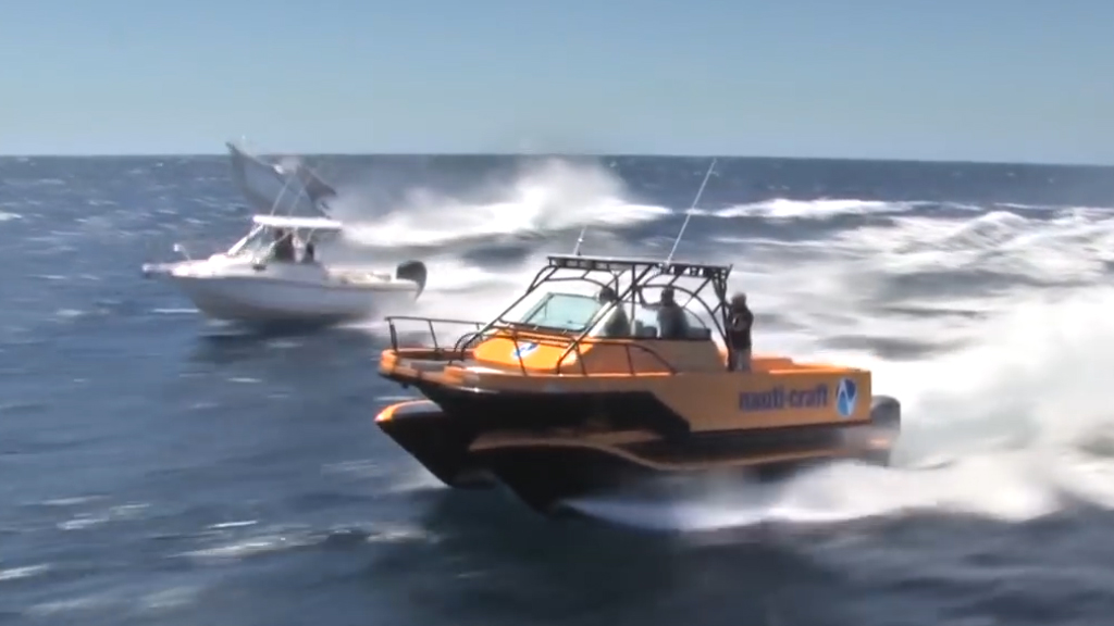 New boat re-design could kill sea sickness forever
