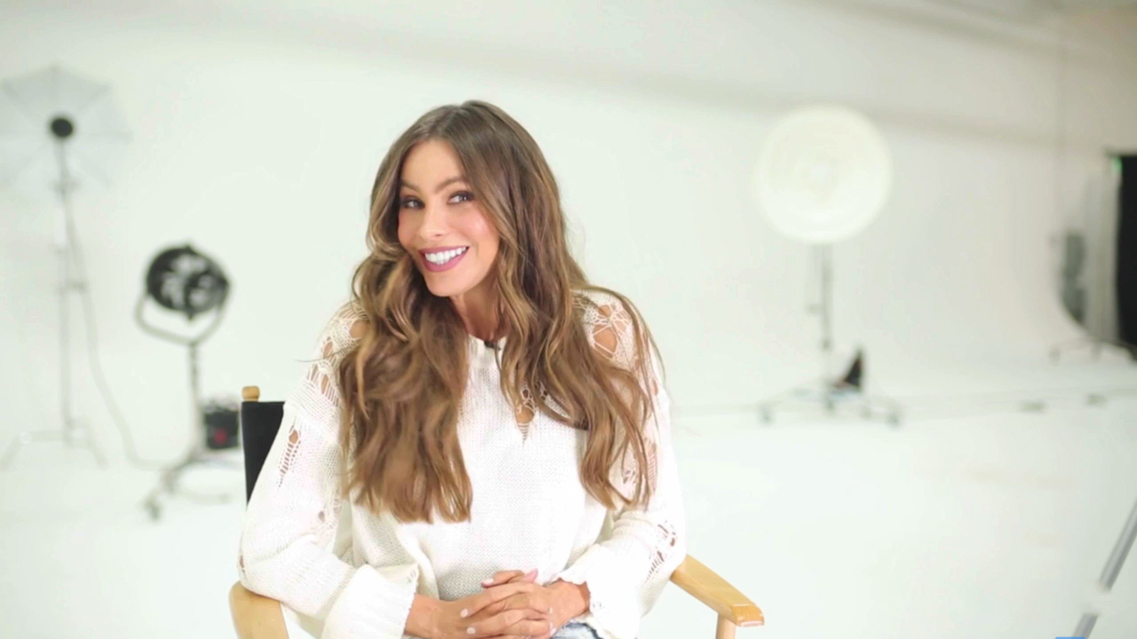 Sofia Vergara shares what it's like to pose naked at 45