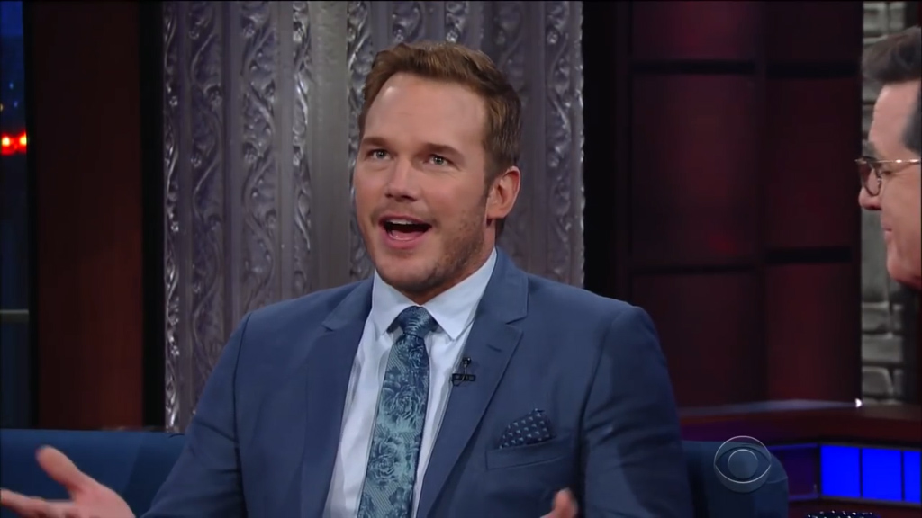 Chris Pratt's says Anna Faris wasn't into his love-making mixtape