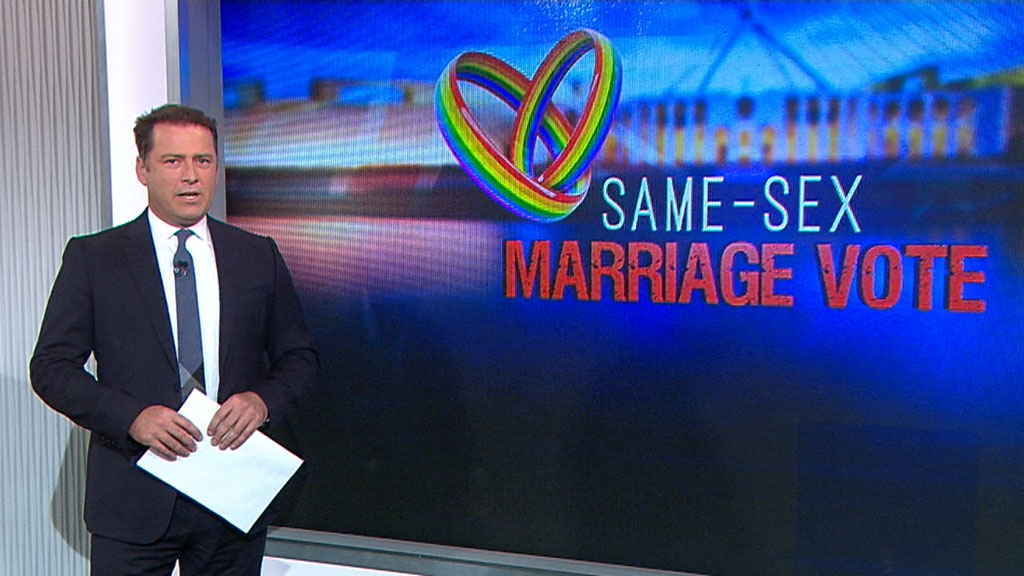 Karl Stefanovic slams decision to hold a postal vote on same-sex marriage