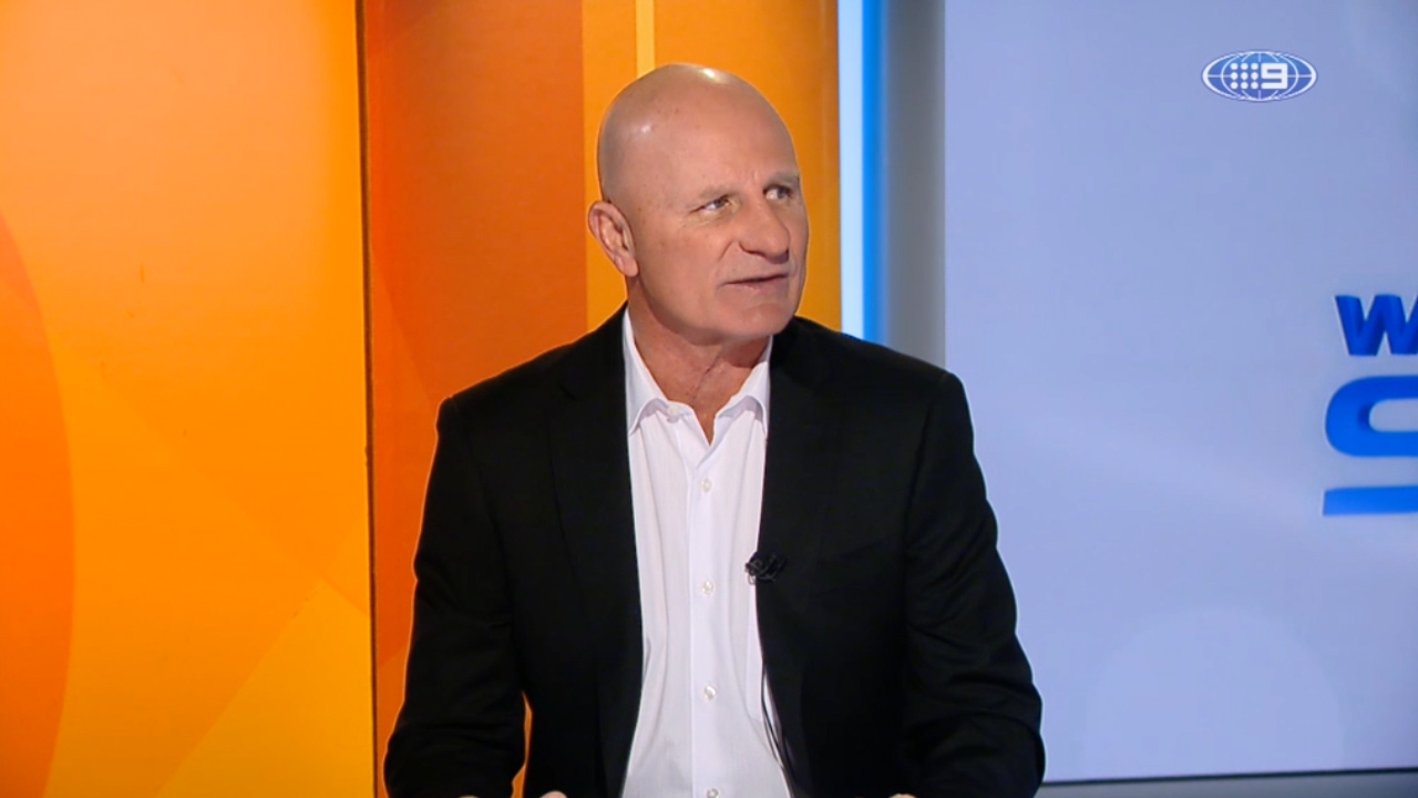 Sterlo heaps praise on Moses