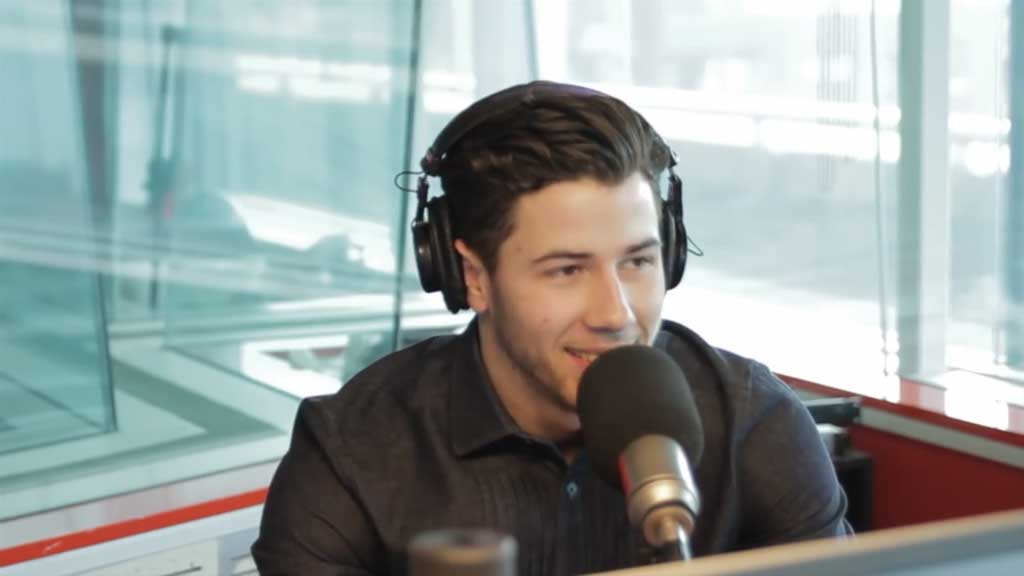 Nick Jonas reflects on relationship with Delta Goodrem