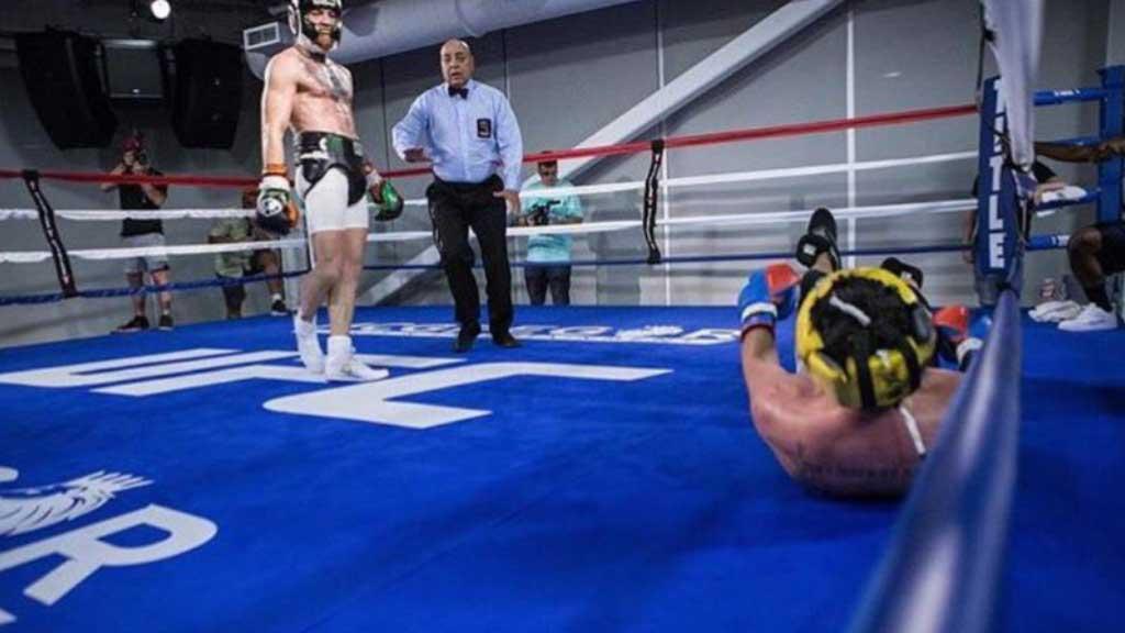 Malignaggi lifts lid on 'knockdown' round