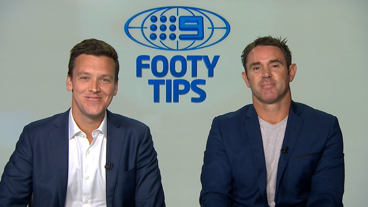 Freddy gives his NRL tips for Round 23