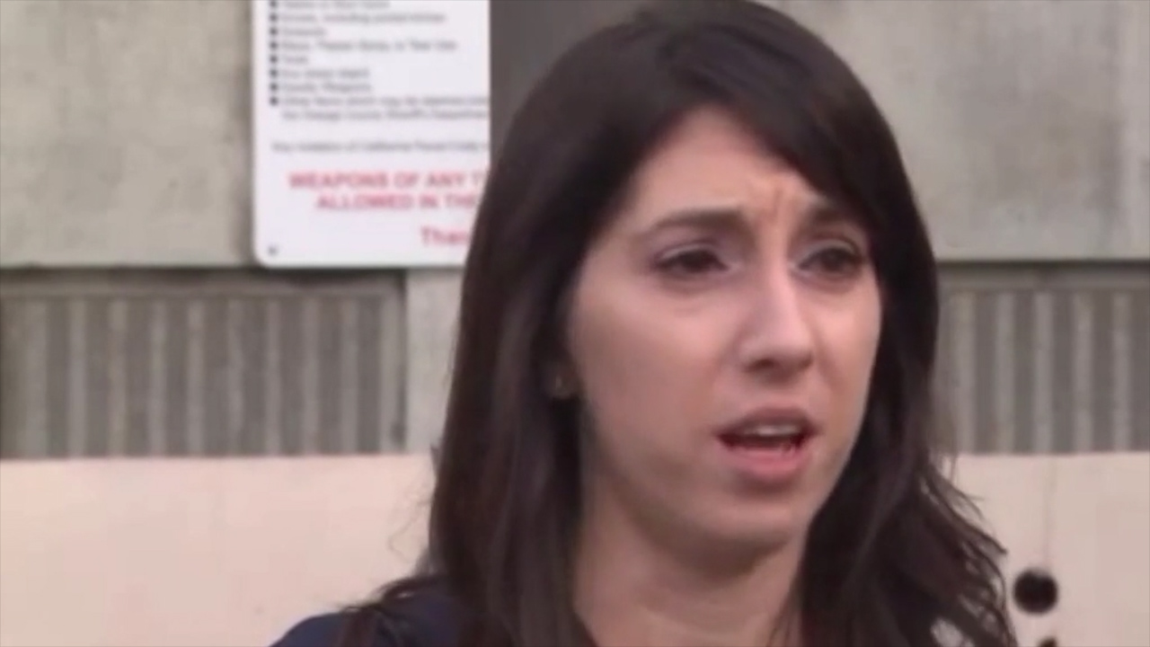 Woman freed from jail after being set up by ex-fiance's wife