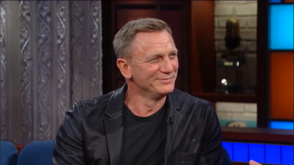 Daniel Craig confirms he will return as James Bond for one final film