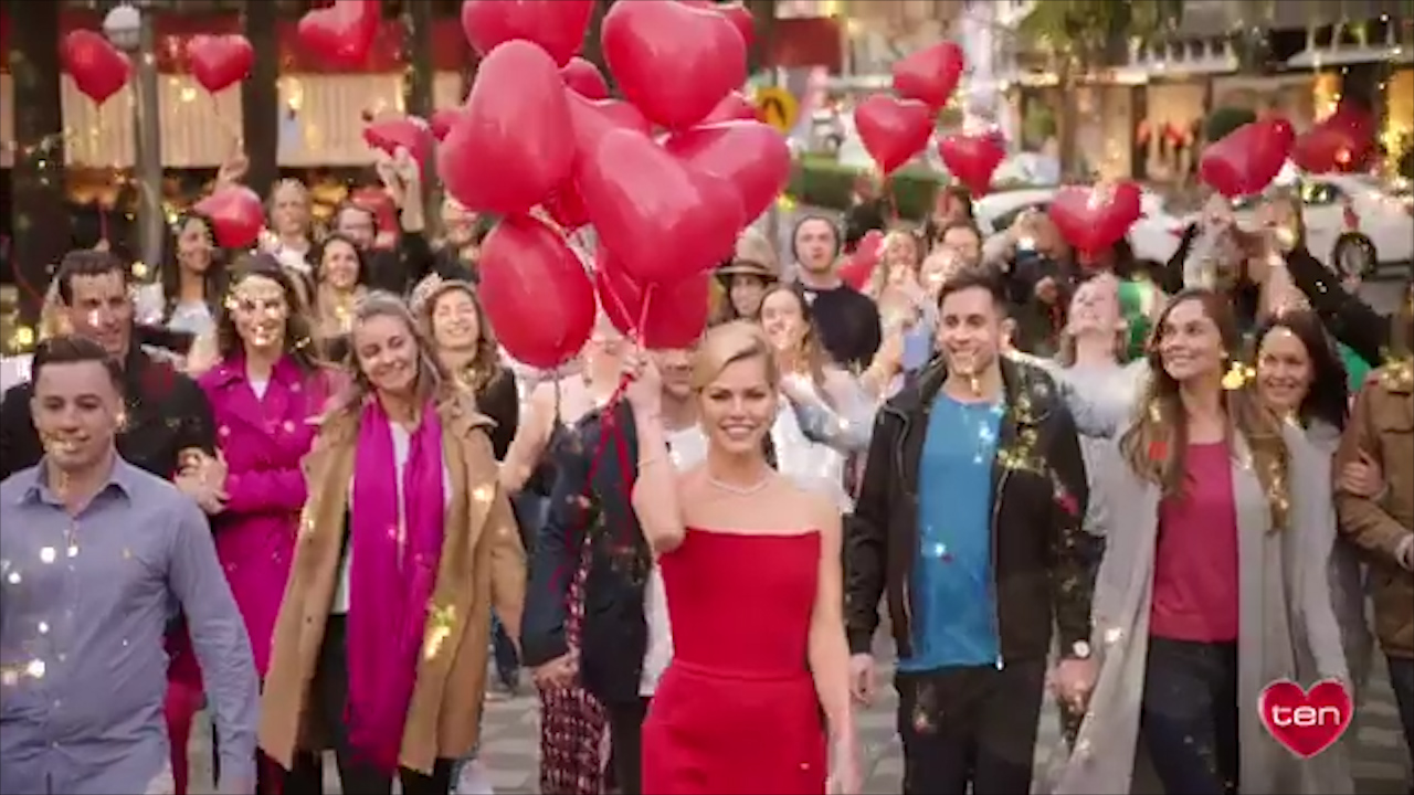 Sophie Monk on The Bachelorette