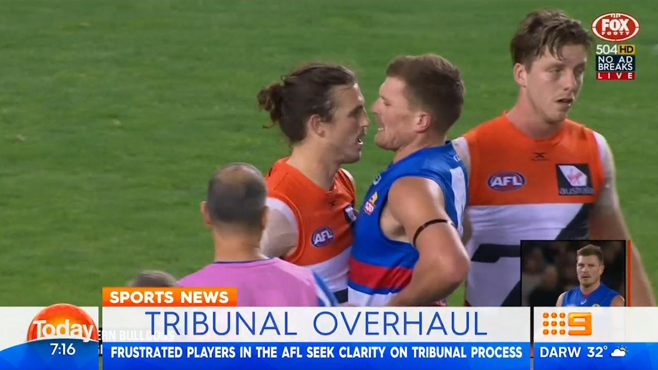 Players concerned about punching rule