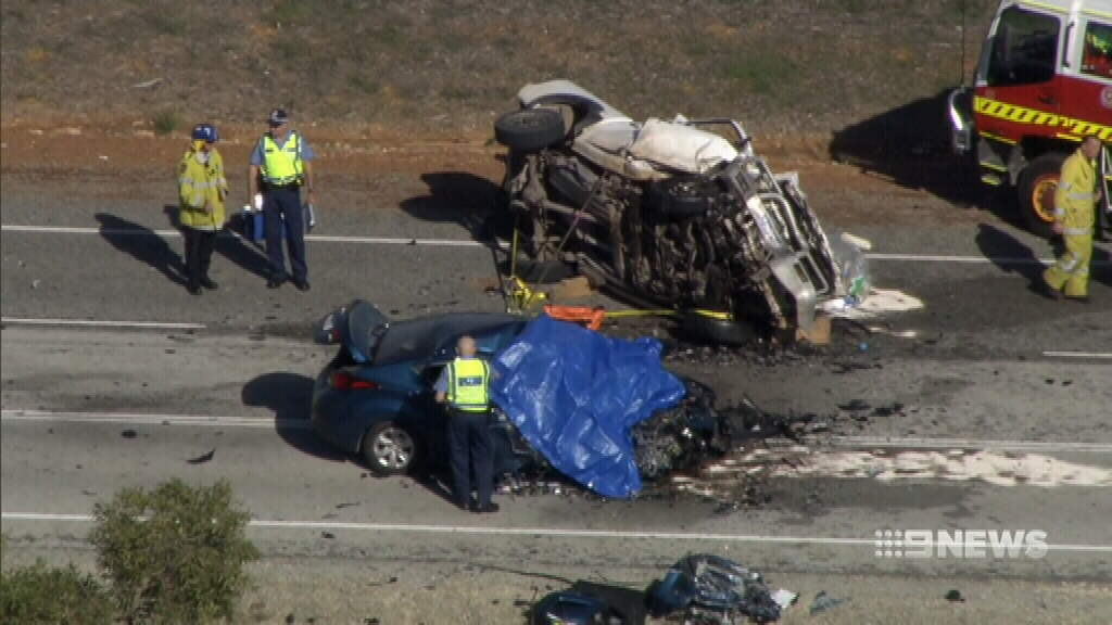 Road to be reviewed after triple fatal crash