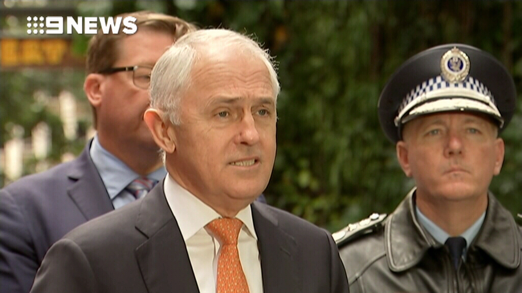 PM Turnbull outlines anti-vehicle terror strategy
