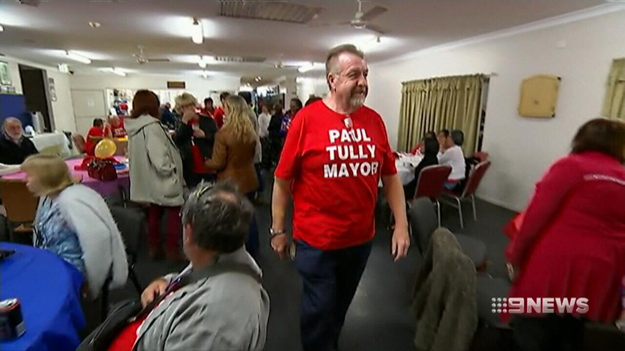 Surprise result in Ipswich election race