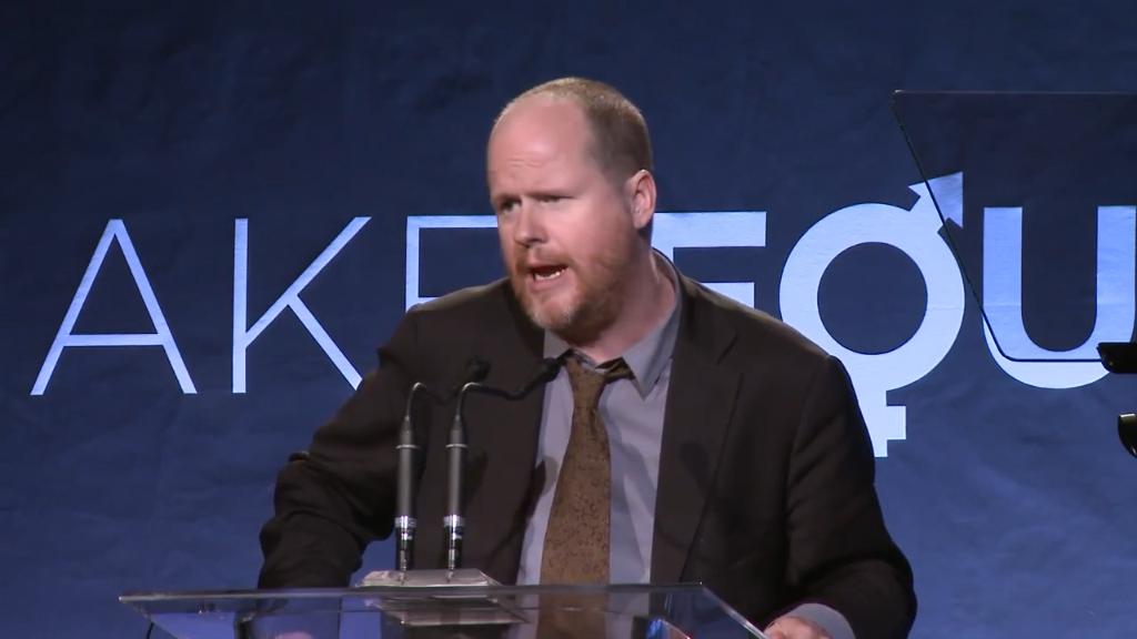 Joss Whedon at 'Make Equality Reality'
