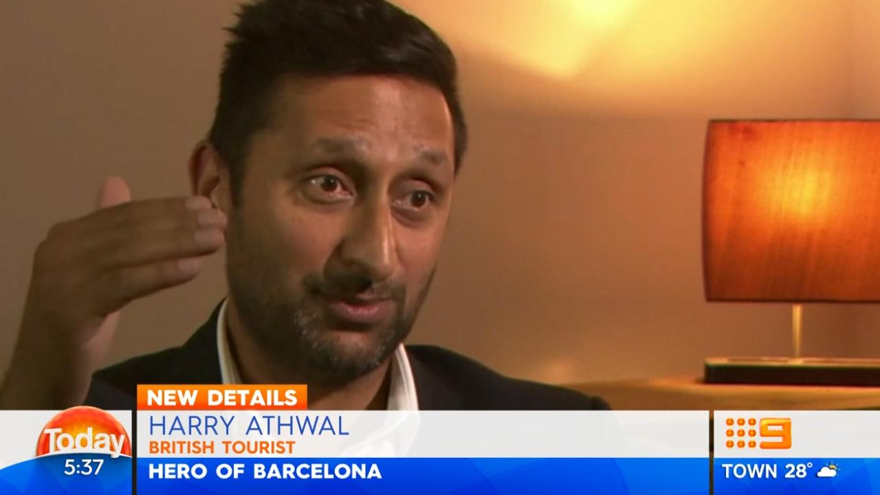 Hero of Barcelona