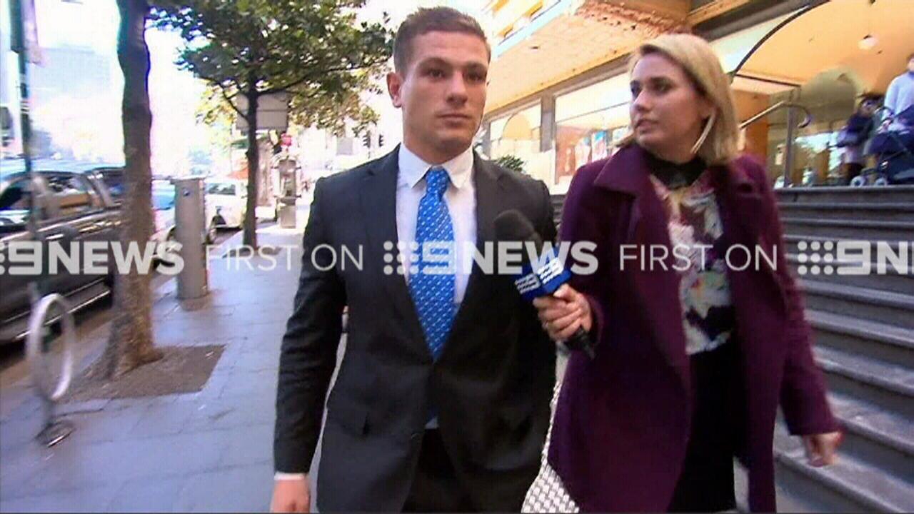 Former NRL player Paul Carter pleads not guilty
