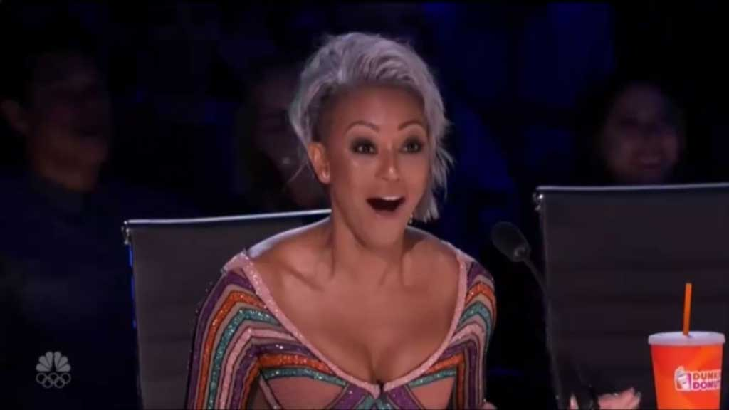 Mel B walks off America's Got Talent