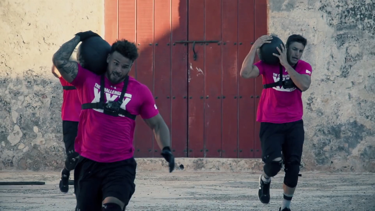 Trailer for MTV's The Challenge XXX: Dirty Thirty