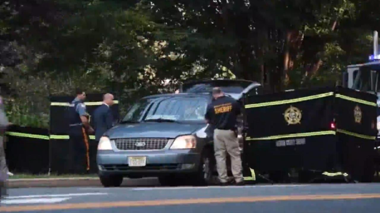 The scene where Mark Schlegel's body was found
