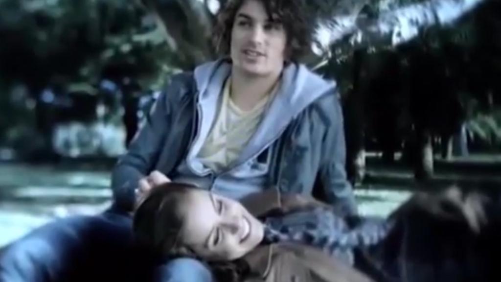 Matty J stars in a tampon ad
