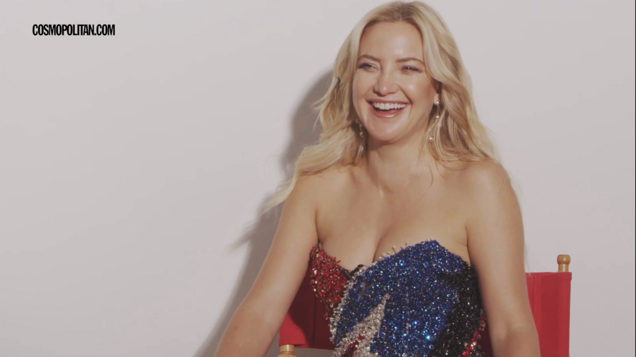 Kate Hudson opens up about the moment she feels sexiest