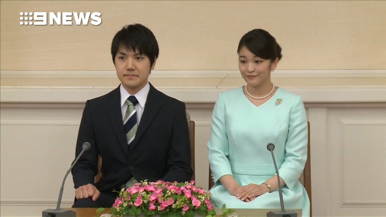 Japanese princess quits royal family to marry university boyfriend