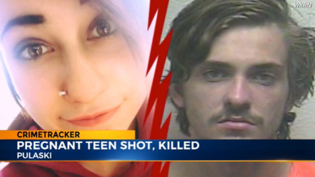 Teen dad-to-be arrested for murder of girlfriend and unborn child