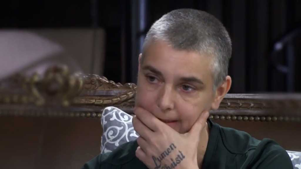 Sinead O'Connor on Dr Phil