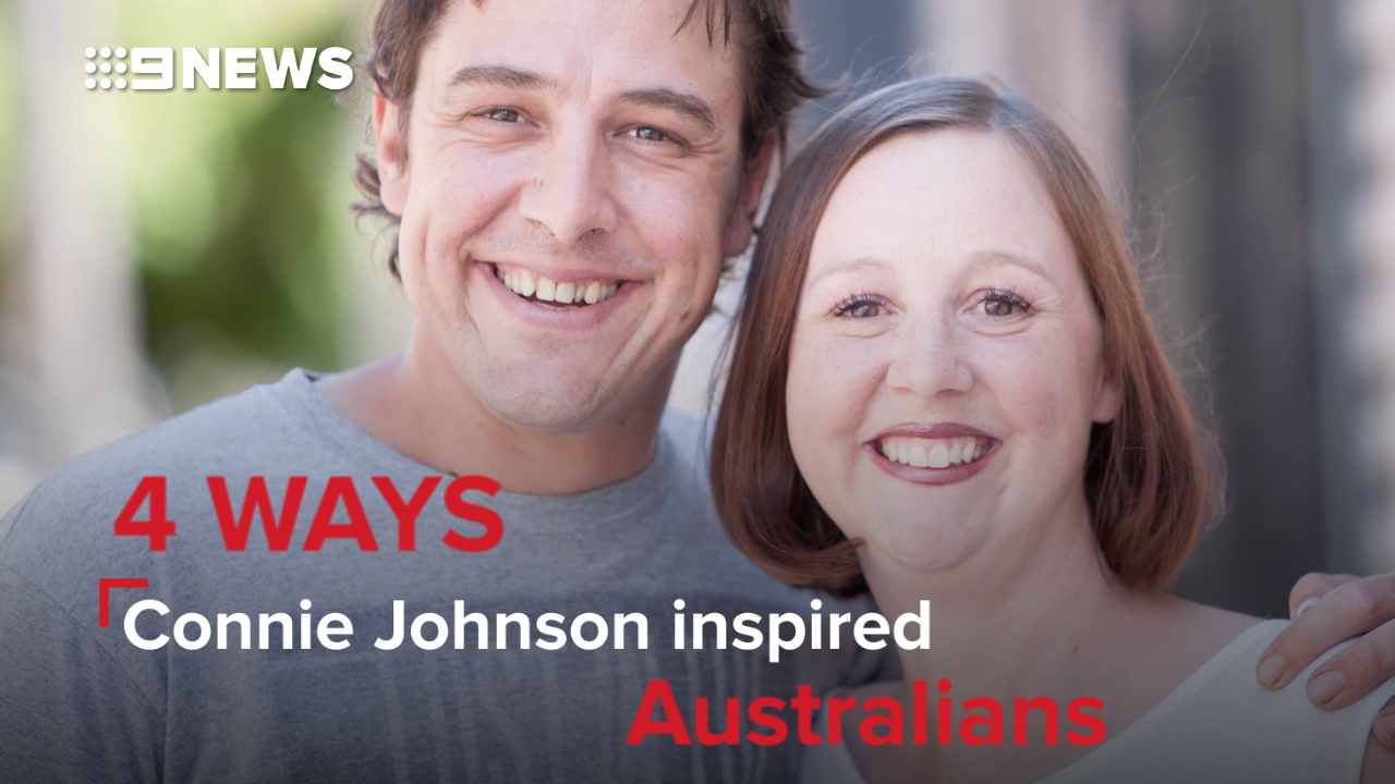 Four ways Connie Johnson inspired Australians