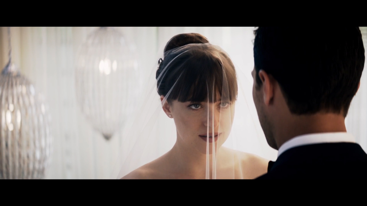 50 Shades Freed first teaser trailer