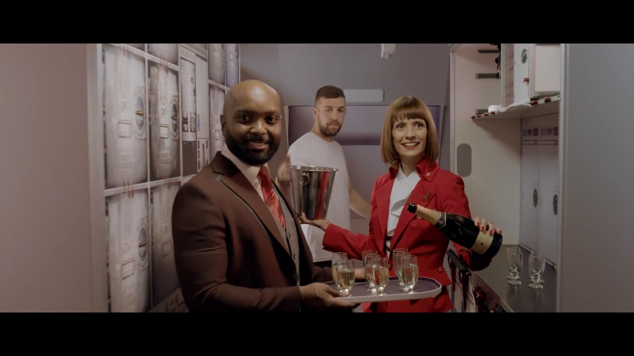 Virgin announce on flight Wi-Fi