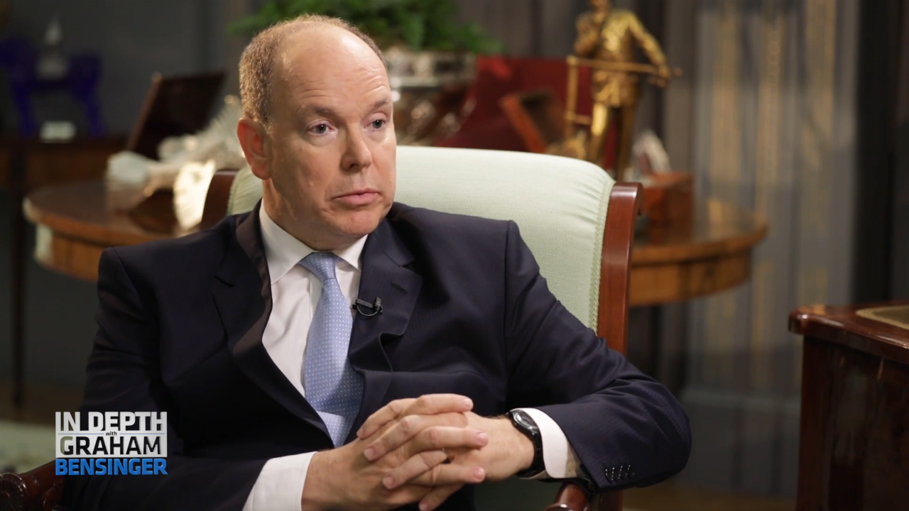 Prince Albert II opens up about Grace Kelly's death