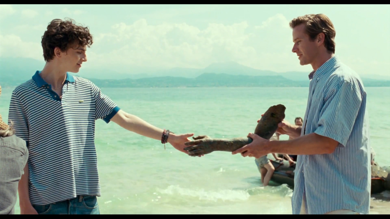 Call Me by Your Name official trailer