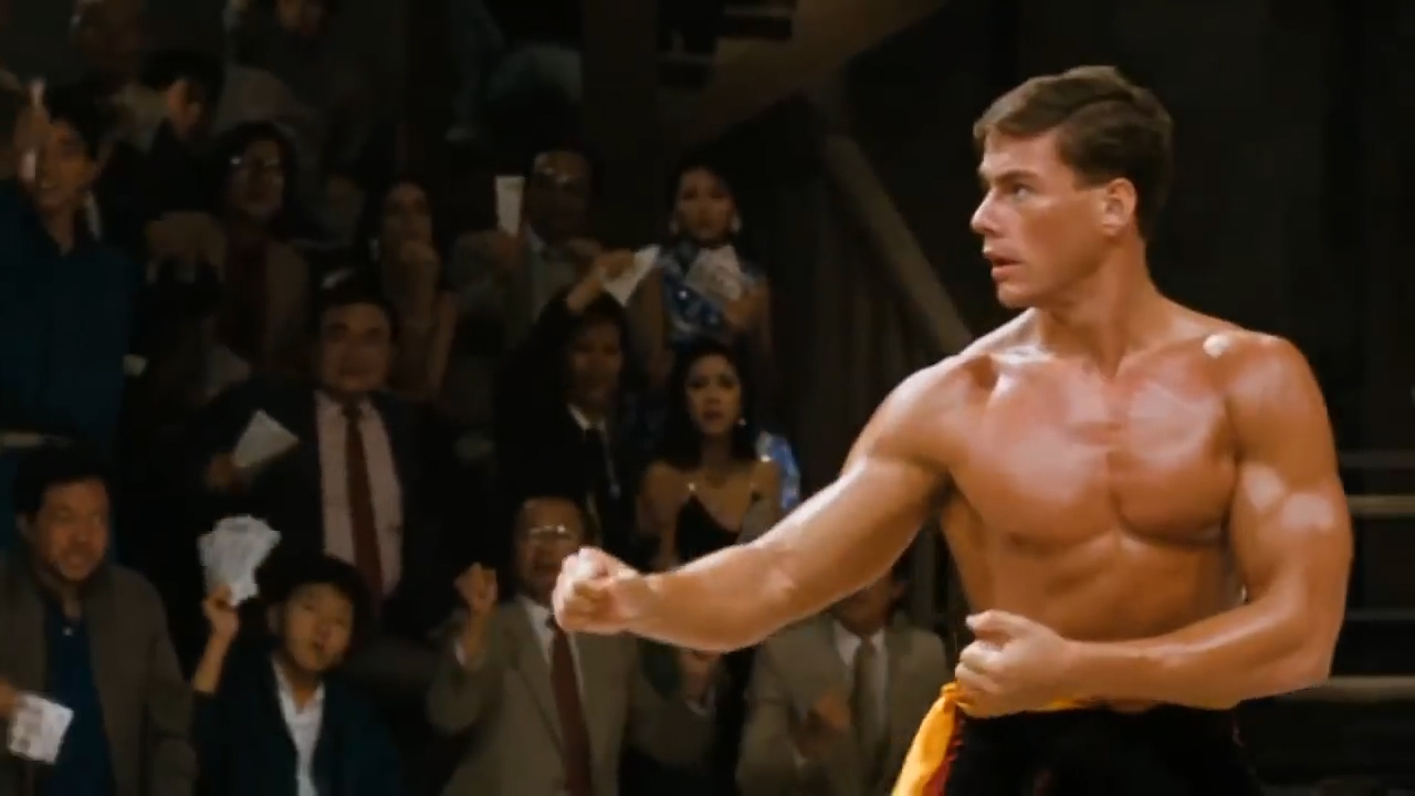 Jean-Claude Van Damme's best fight scenes