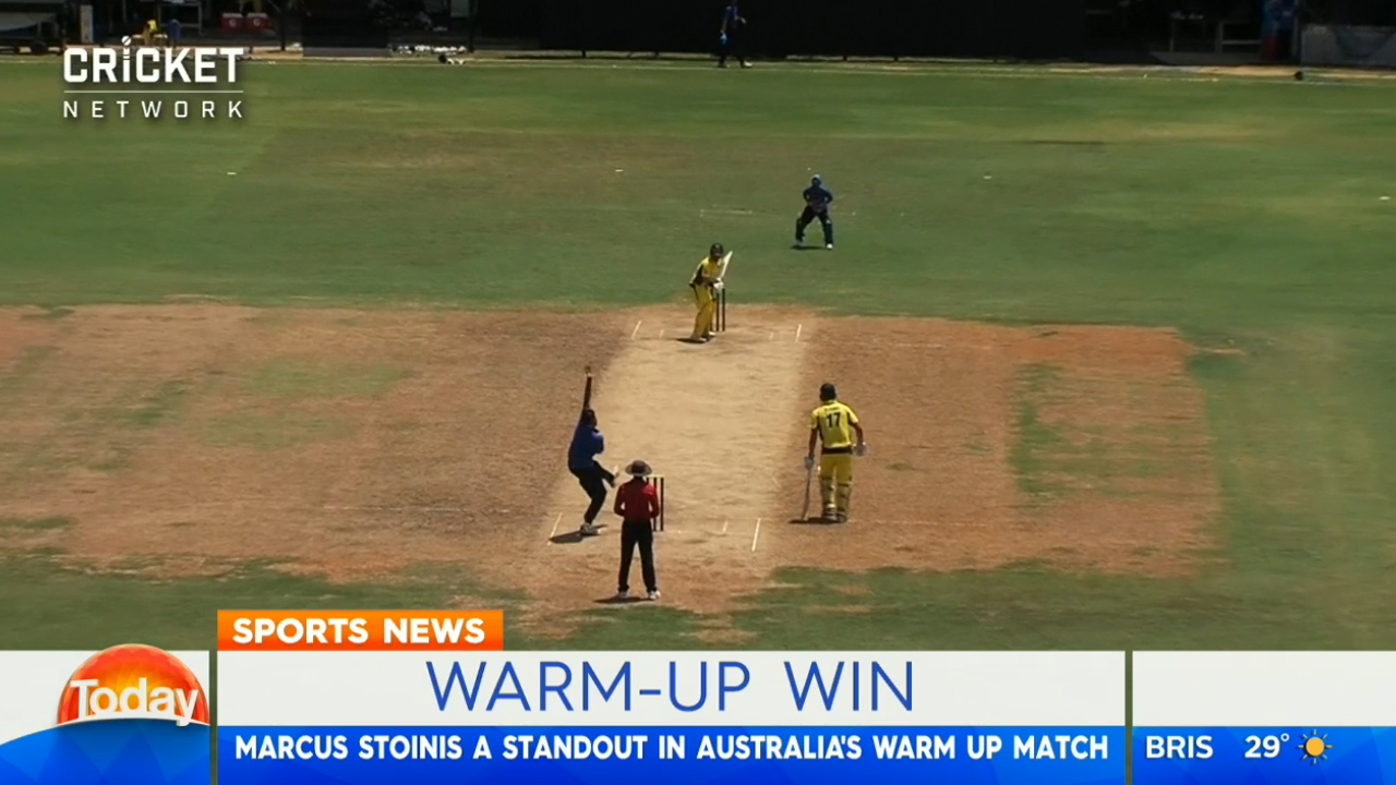 Aussies cruise to victory in Chennai