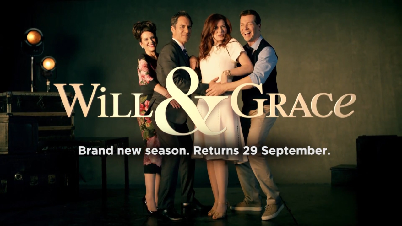 Will & Grace Trailer