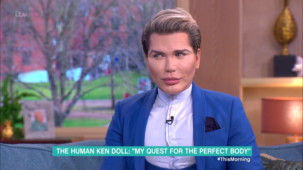 Rodrigo Alves chats to This Morning.